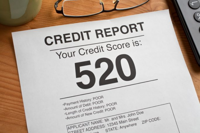 Poor credit score - how poor credit affects your life